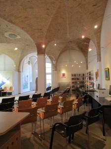 Veranstaltungen in der Schloßbibliothek