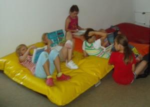 Spaß beim Lesen