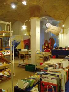Weihnachtszauber in der Schloßbibliothek