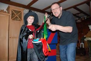 Zaubern mit und für Kinder
