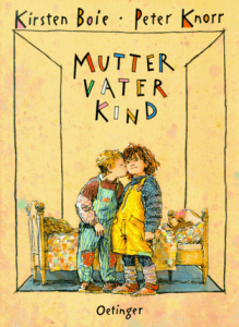 Buchcover: Mutter-Vatter-Kind