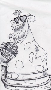 Poetry Slam Monster