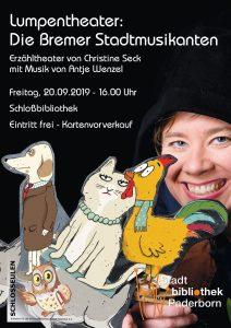 Lumpentheater_Bremer Stadtmusikanten
